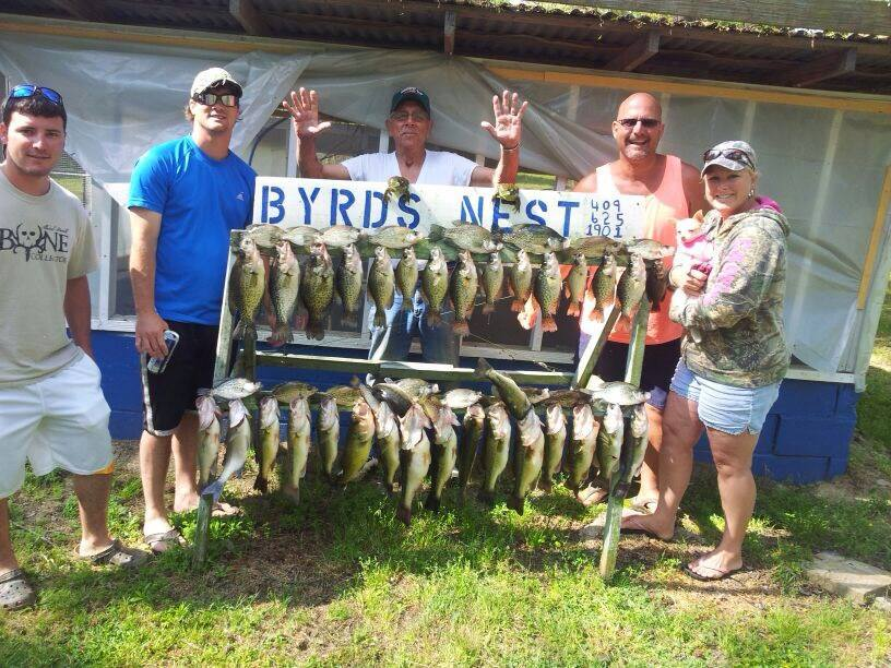 Great week of fishing