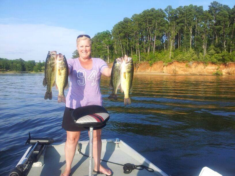 Kelleys big catch