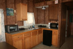 Cabin 5 Kitchenette