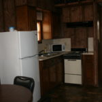 Kitchenette Cabin 1